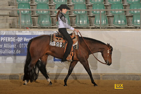 Junior Western Pleasure - Bavarian Spring Classic, Kreuth